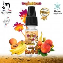 TROPICAL FRESH N°1 E-LIQUIDE