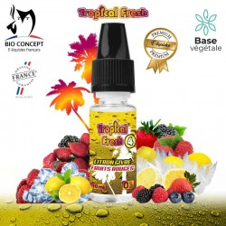 TROPICAL FRESH N°4 E-LIQUIDE