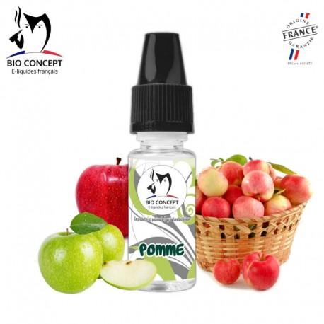 Arôme pomme DIY