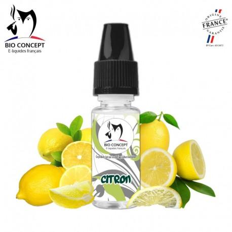 Arôme citron DIY