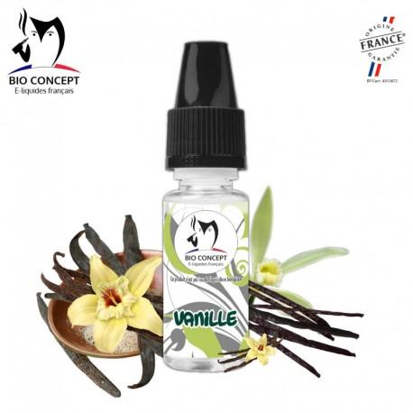Arôme vanille DIY