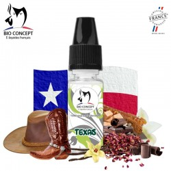Arôme tabac texas DIY